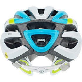 Giro Foray MIPS Casco, white/iceberg/citron